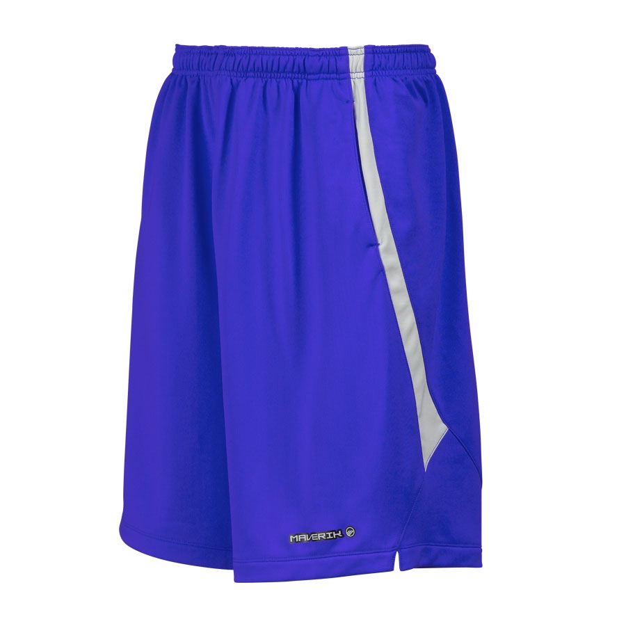 Maverik Lacrosse Short-Royal