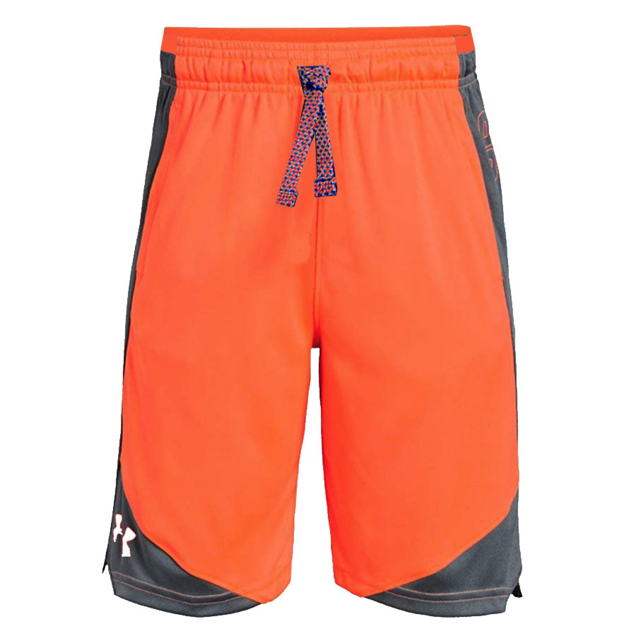 Under Armour Stunt 2.0 Short - Orange/White