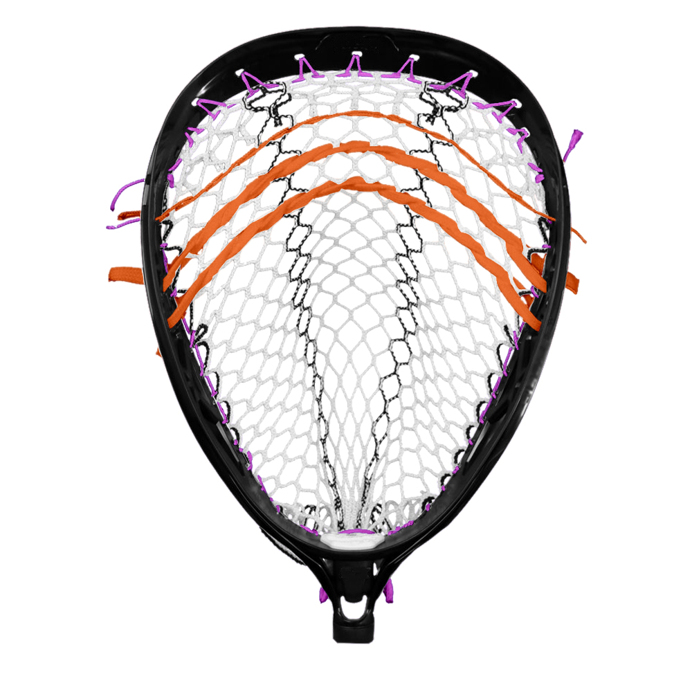 Goalie Custom Stringing Pocket
