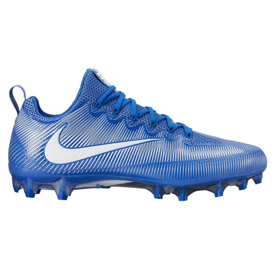 blue vapor cleats