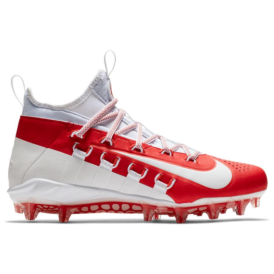 newest 02299 6109b Nike Huarache 6 Elite-White-Red