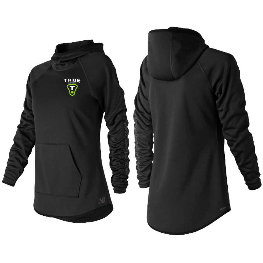 True LAX - New Balance Women's Corefleece Hood