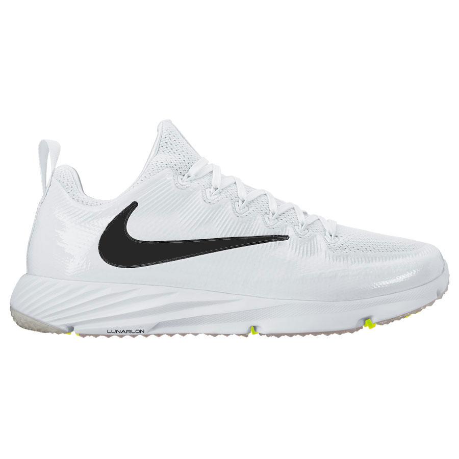 Nike Vapor Speed Turf Lax-White
