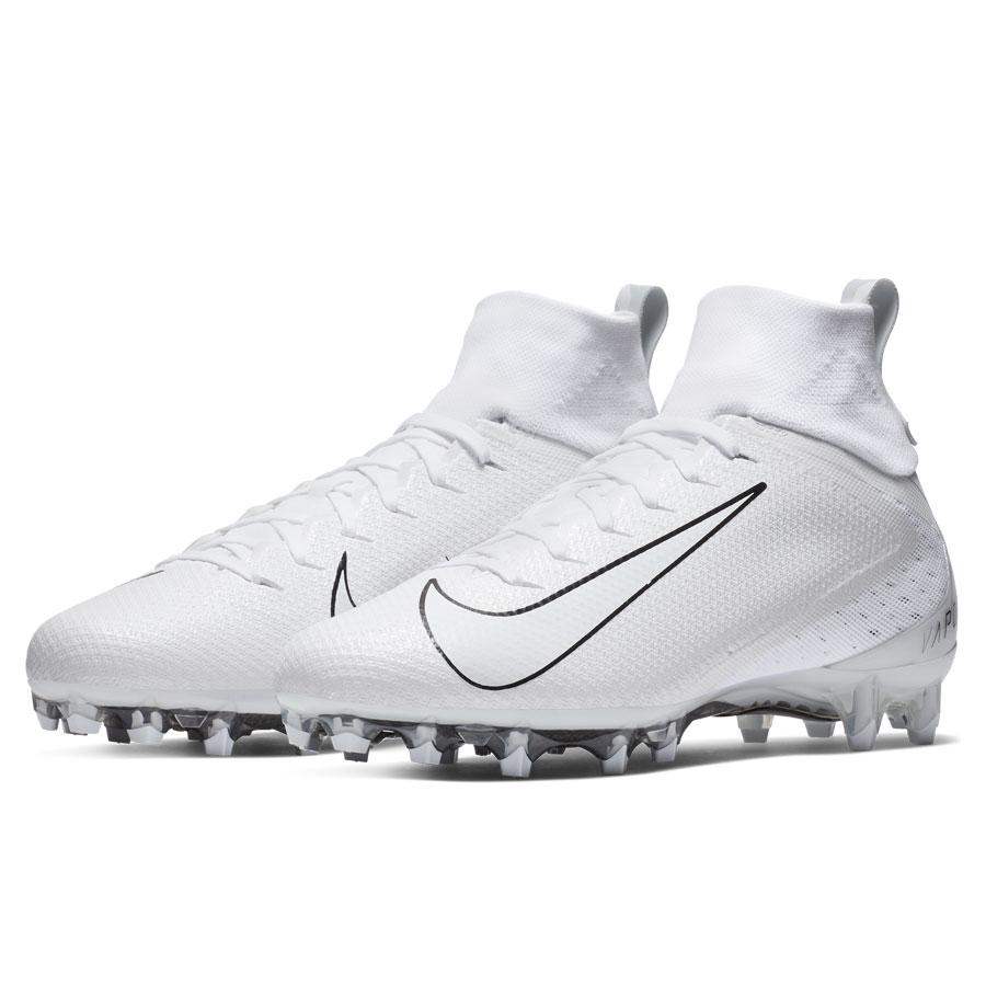 3570121751cb Nike Vapor Untouchable Pro 3-White-White-Platinum | Lax