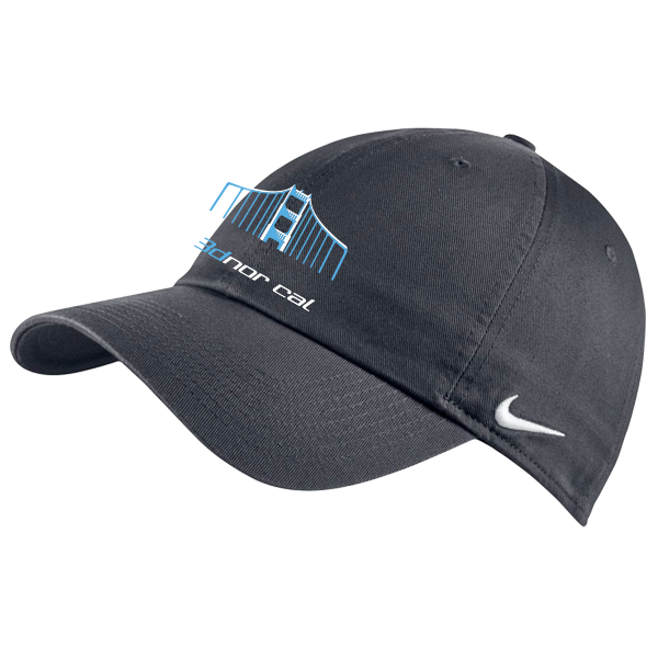3d Campus Hat - Nor cal