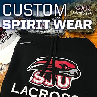 Custom Lacrosse Spirit Wear