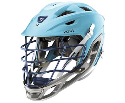 Warrior Burn Custom Lacrosse Helmet