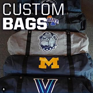 Custom Lacrosse Sports Bags