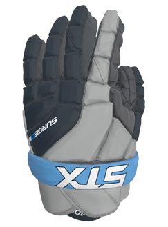 Custom STX Surgeon 400 Lacrosse Glove