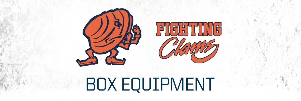 fighting clams express lacrosse Box Team Store