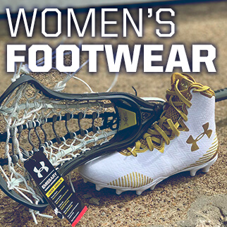 Womens lacrosse footwear