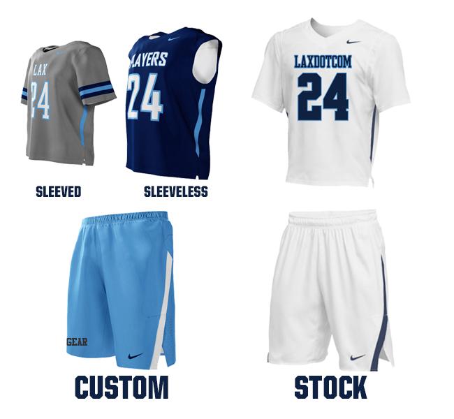 Custom Team Lacrosse Uniforms   Lowest