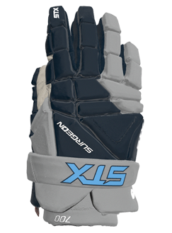 Custom STX Surgeon 700 Lacrosse Glove
