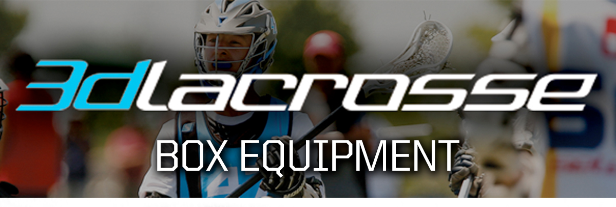 3d lacrosse Box Team Store