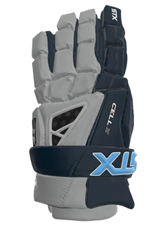Custom STX Cell 4 Lacrosse Glove