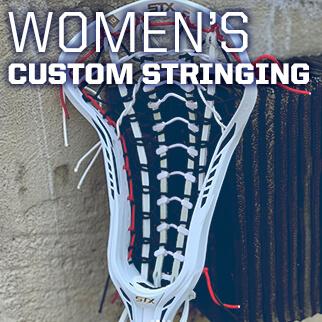 womens custom stringing