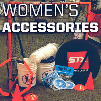 womens lacrosse accessories