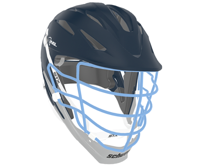 STX Rival Custom Lacrosse Helmet